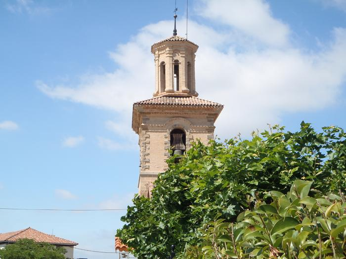 Campanil de la iglesia de san martin beriain - Construcciones san martin ...