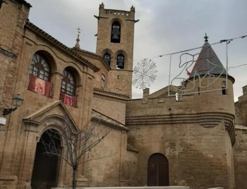 SUPRESIÓN DE BARRERAS DEL ACCESO AL CASTILLO DE OLITE